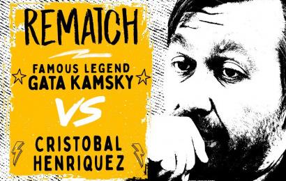Este Lunes: Kamsky vs. Henriquez y Cori vs Sjugirov