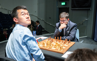 Final Grand Chess Tour (5): Ding Liren acaricia el título