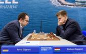 Tata Steel 2017, 1: Eljanov beats Rapport