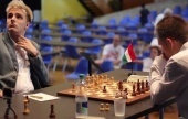 Biel 2015, Round 2: The King's Gambit lives on