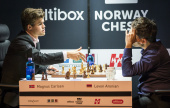 Norway Chess (3): Magnus doblega a Levon