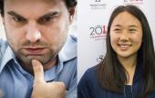US-Meisterschaft, R8-9: Sensationelle Führung für Shankland & Wang
