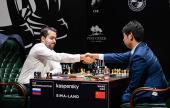 Kandidatturneringen R5: Nepomniachtchi leder - Grischuk langer ut