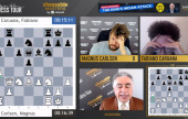 Chessable Masters 5: Carlsen and Nepo cruise