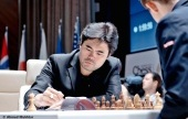 Carlsen trails Nakamura in rapid and blitz