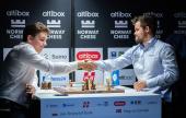 挪威大赛第5轮:杜达胜卡尔森 终结棋王125盘连胜纪录