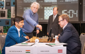 Masters Praga (2-3): Vidit lidera, Firouzja consigue su primera victoria