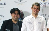 Record breaking Sinquefield Cup starts in St. Louis
