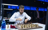 Magnus Carlsen gana el Norway Chess 2019