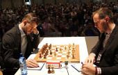 GRENKE Chess Classic (2): Toma y daca