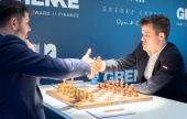 GRENKE Chess 8: Magnus leaves trail of destruction