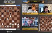 Magnus Tour Final 2: Carlsen gleicht aus