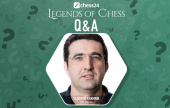 Q&A with Chess Legend Vladimir Kramnik