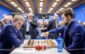 Tata Steel 8: Fabi holt Firouzja ein, Magnus gewinnt