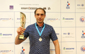 Kaido Külaots defies the odds to win Aeroflot Open