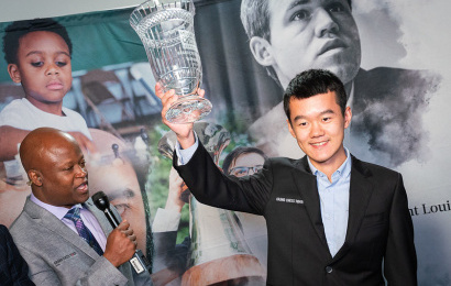 Ding Liren conquers the 2019 Grand Chess Tour