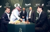 Riyadh Rapid Day 1: Fedoseev & Jobava lead