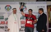 Gran desempeño del GM más joven del mundo en Al Ain