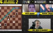 MDI 2: Giri-Dubov & Vidit-Jobava in the semis