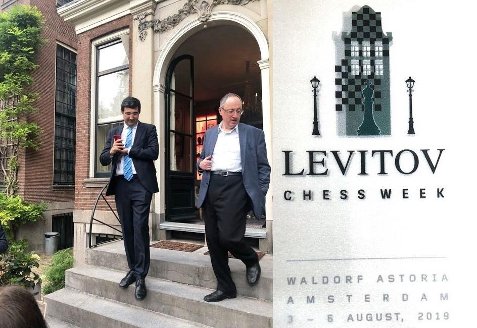 131a75218 Kramnik makes winning return in blitz | chess24.com