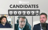 Jan, Laurent & Peter preview the Candidates