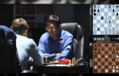 Anand thrills then disappoints: Game 10 recap