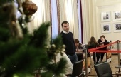 Mamedyarov back over 2800 as Nutcracker begins
