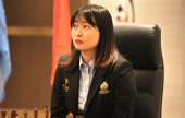 Ju Wenjun lidera el Mundial Femenino tras cinco rondas
