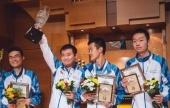 Flawless China retain World Team Championship