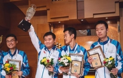 Flawless China retain World Team Championship