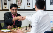Sinquefield Cup 6 : Vishy manque sa chance