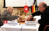 Korchnoi vs. Uhlmann, two legends in Zürich