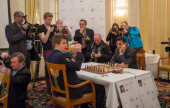 Zurich Rd 5: Carlsen top, Aronian falls at the last