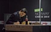 Norway Chess 2014, 5. Runde: Kramnik entreißt Caruana die Führung