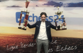 Jules Moussard remporte le 94e Championnat de Paris - chess24