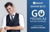 ¡Dicharachero de Magnus Carlsen!