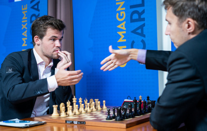 Sinquefield Cup 2: Magnus grinds out Karjakin win