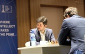 Baku World Cup Final, 1: Svidler's storming start