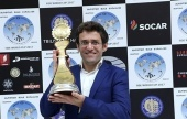 Aronian wins historic 2nd World Cup