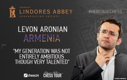 Levon Aronian: Armenian Superstar