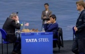 Tata Steel 2015, R8: Six wins, five for Magnus