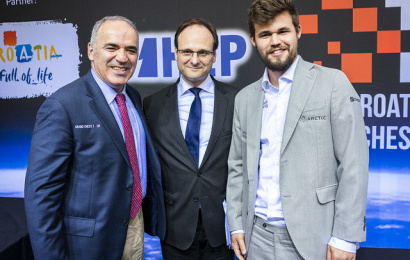 Kasparov inspired Croatia Grand Chess Tour begins