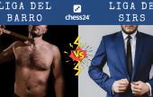 Liga del Barro vs Liga de Sirs
