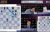 MCI 5: It's Carlsen-Nepo & So-Giri in the semi-finals!