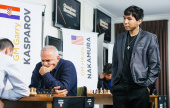 Wesley So se exhibe, Topalov y Levon dominan