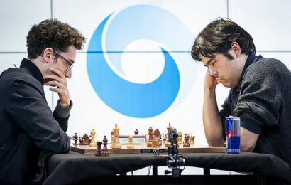 Nakamura and MVL reach Grand Chess Tour final