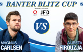 "Magnus Carlsen on facing Alireza Firouzja in the final: ""By far my biggest challenge"""