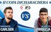 Final de la Copa Dicharachera: Magnus Carlsen vs Alireza Firouzja