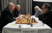 Sveshnikov & Vlassov among World Senior leaders