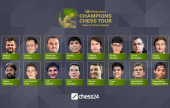 Carlsen & co. return for the New in Chess Classic